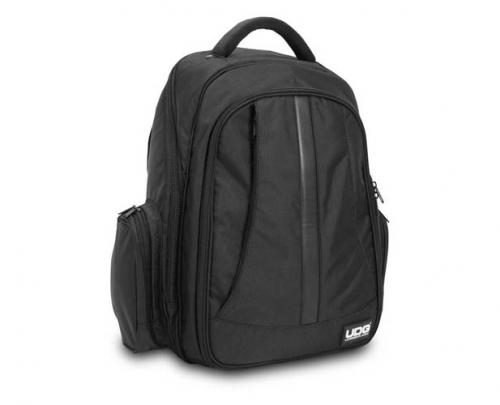 UDG Ultimate Backpack Black/Orange inside U9102BL/OR
